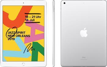 Apple iPad (2019) 32GB WiFi silber