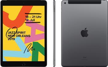 Apple iPad (2019) 32GB WiFi + 4G space grau