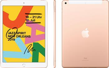 Apple iPad (2019) 32GB WiFi + 4G gold