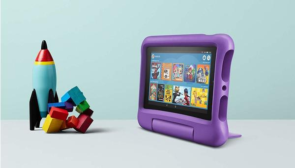Amazon Fire 7 Kids Edition violett (2019)