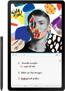 Samsung Galaxy Tab S6 Lite 64GB WiFi blau