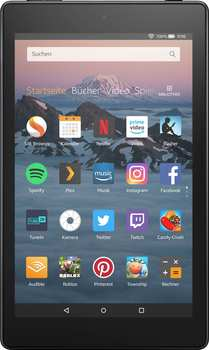 Amazon Fire HD 8 32GB schwarz (2020)