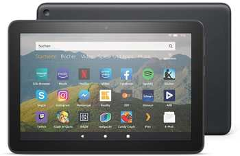 Amazon Fire HD 8 64GB schwarz (2020)
