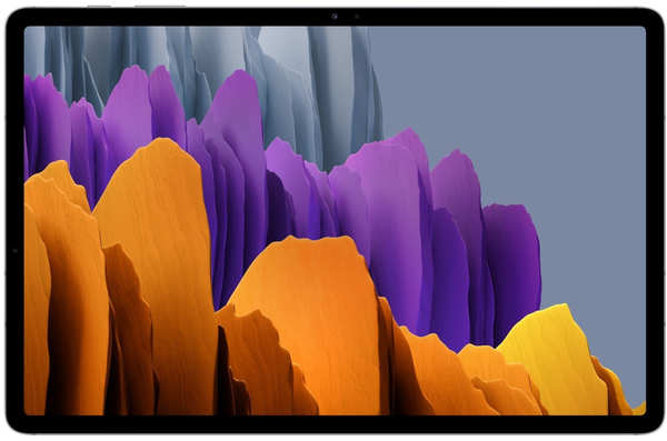 Samsung Galaxy Tab S7+ 256GB WiFi silber