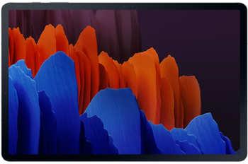 Samsung Galaxy Tab S7+ 256GB WiFi schwarz
