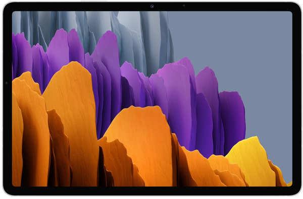 Samsung Galaxy Tab S7 128GB WiFi silber