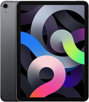 Apple iPad Air 256GB WiFi + 4G space grau (2020)