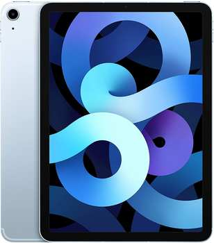 Apple iPad Air 64GB WiFi + 4G blau (2020)