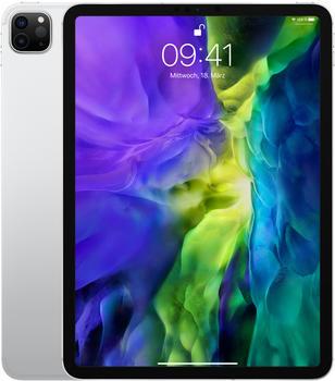 Apple iPad Pro 11 512GB WiFi + 4G silber (2020)