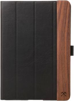 Woodcessories EcoFlip iPad Air 2 schwarz/braun (ECO191)