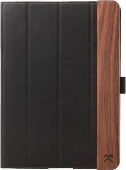 Woodcessories EcoFlip iPad Air 2 schwarz/braun (eco189)