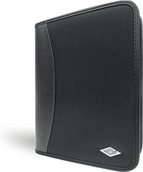 Wedo Tablet-Organizer ELEGANCE mit Universalhalter schwarz (58 76901)
