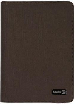 Pouch Canvas Case 7´´ braun