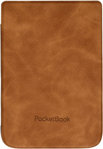 PocketBook Touch Lux 4 Shell Cover braun