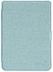 Tolino Page 2 Slimfit Case blau/gelb