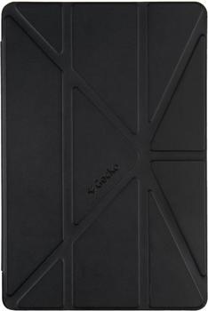 Gecko Covers Origami Cover Mediapad M5 Schwarz