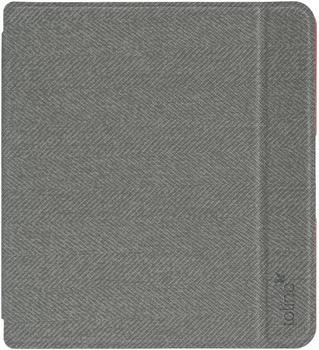 Tolino Epos 2 Slimfit Case Grau/Rot