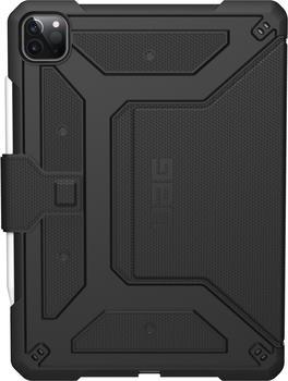 Urban Armor Gear Metropolis Case iPad Pro 12.9 2020 Schwarz
