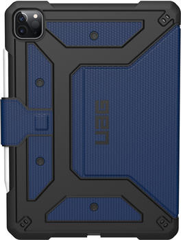 Urban Armor Gear Metropolis Case iPad Pro 11 2020 Blau/Schwarz