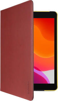 Gecko Covers Easy-Click Cover iPad 10.2 2019 Braun/Gelb