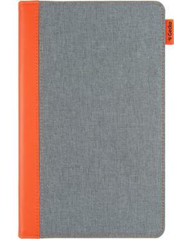 Gecko Covers EasyClick Galaxy Tab A 10.1 2019 orange/grau (V11T54C97)