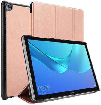 Cadorabo Case Huawei MediaPad M5 Lite 10 Rose Gold