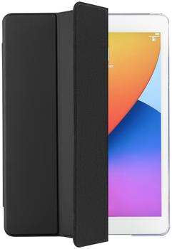 Hama Fold Clear mit Stiftfach iPad 10.2 (2019/2020) Schwarz