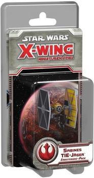 Fantasy Flight Games Star Wars X-Wing: Sabine's TIE Jäger Erweiterungspack (FFGD4029)
