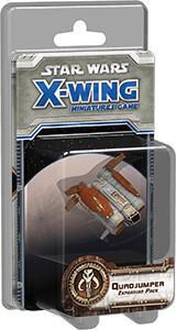 Fantasy Flight Games Star Wars X-Wing: Quadjumper Expansion Pack (englisch)