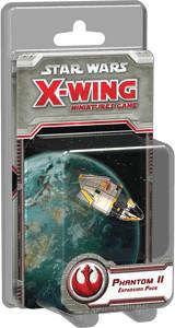 Fantasy Flight Games Star Wars X-Wing: Phantom II Expansion Pack (englisch)