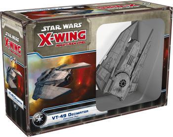 Fantasy Flight Games Star Wars X-Wing: VT-49 DEcimator Erweiterungspack (FFGD4012)