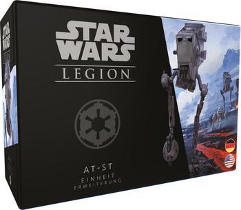 Fantasy Flight Games Star Wars Legion: AT-ST Einheit-Erweiterung (DE/EN)