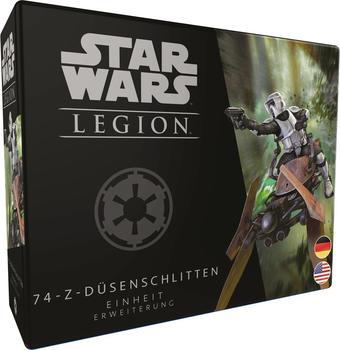 Fantasy Flight Games Star Wars Legion: 74-Z-Düsenschlitten Einheit-Erweiterung (DE/EN)