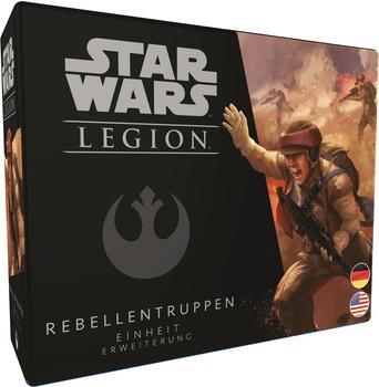 Fantasy Flight Games Star Wars Legion: Rebellentruppen Einheit-Erweiterung (DE/EN)