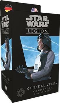 Fantasy Flight Games Star Wars Legion: General Veers Commander-Erweiterung (DE/EN)