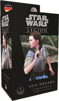 Fantasy Flight Games Star Wars Legion: Leia Ogana Commander-Erweiterung (DE/EN)