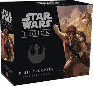Fantasy Flight Games Star Wars Legion: Rebel Trooper Unit Expansion (englisch)