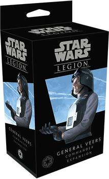 Fantasy Flight Games Star Wars Legion: General Veers Commander Expansion (englisch)