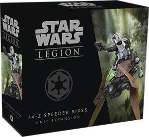 Fantasy Flight Games Star Wars Legion: 74-Z Speeder Bikes Unit Expansion (englisch)