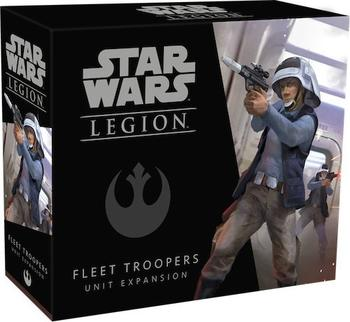 Fantasy Flight Games Star Wars Legion: Fleet Troopers Unit Expansion (englisch)