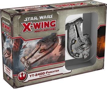 Fantasy Flight Games Star Wars X-Wing: YT-2400 Frachter Erweiterungspack (FFGD4011)