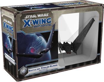 Fantasy Flight Games Star Wars X-Wing: Shuttle der Ypsilon-Klasse Erweiterungspack (FFGD4030)