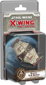 Fantasy Flight Games Star Wars X-Wing: Scurrg H-6 Bomber Erweiterungspack (FFGD4047)