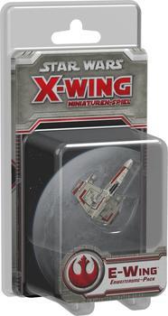 Fantasy Flight Games Star Wars X-Wing: E-Wing Erweiterungspack (FFGD4007)
