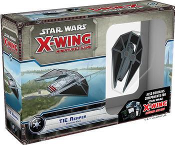 Fantasy Flight Games Star Wars X-Wing: TIE-Schnitter Erweiterungspack (FFGD4062)