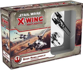 Fantasy Flight Games Star Wars X-Wing: Saw's Rebellenmiliz (FFGD4061)
