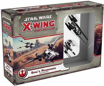 Fantasy Flight Games Star Wars X-Wing: Saw's Rebellenmiliz (englisch)
