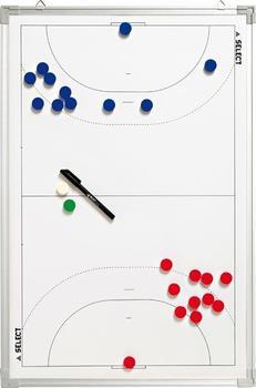 SELECT Taktiktafel Handball 90 x 60 cm