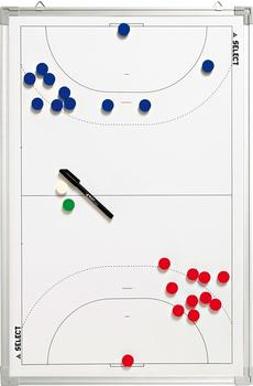SELECT Taktiktafel Handball 45 x 30 cm