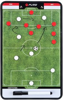 Pure2Improve Trainingsboard Fußball